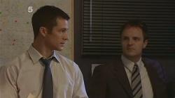 Mark Brennan in Neighbours Episode 6101