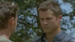 Lucas Fitzgerald, Mark Brennan in Neighbours Episode 6101