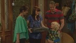 Susan Kennedy, Summer Hoyland, Karl Kennedy, Charlie Hoyland in Neighbours Episode 6102