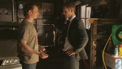 Lucas Fitzgerald, Mark Brennan in Neighbours Episode 6102