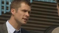 Mark Brennan, Lucas Fitzgerald in Neighbours Episode 6102