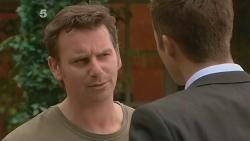 Lucas Fitzgerald, Mark Brennan in Neighbours Episode 6103