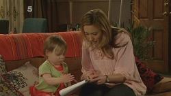 India Napier, Sonya Mitchell in Neighbours Episode 6103