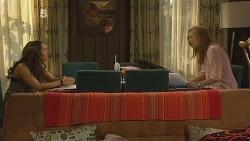 Jade Mitchell, Sonya Mitchell in Neighbours Episode 6103