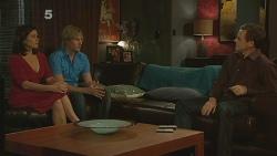 Rebecca Napier, Andrew Robinson, Paul Robinson in Neighbours Episode 6104