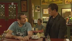 Toadie Rebecchi, Paul Robinson in Neighbours Episode 6104