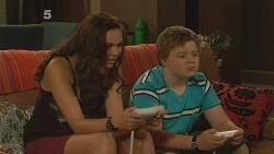 Jade Mitchell, Callum Jones in Neighbours Episode 6104