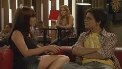 Summer Hoyland, Natasha Williams, Zeke Kinski in Neighbours Episode 6106