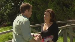 Michael Williams, Rebecca Napier in Neighbours Episode 6106