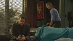 Paul Robinson, Andrew Robinson in Neighbours Episode 6107