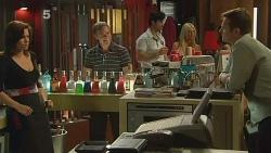 Rebecca Napier, Paul Robinson, Michael Williams in Neighbours Episode 6107