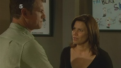 Michael Williams, Rebecca Napier in Neighbours Episode 6107