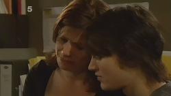 Rebecca Napier, Declan Napier in Neighbours Episode 6107