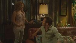 Natasha Williams, Michael Williams in Neighbours Episode 6108