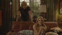 Andrew Robinson, Natasha Williams in Neighbours Episode 6108