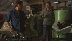 Lucas Fitzgerald, Mark Brennan in Neighbours Episode 6108