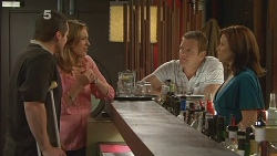 Toadie Rebecchi, Sonya Mitchell, Michael Williams, Rebecca Napier in Neighbours Episode 6108