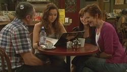 Karl Kennedy, Jade Mitchell, Summer Hoyland, Susan Kennedy in Neighbours Episode 6109
