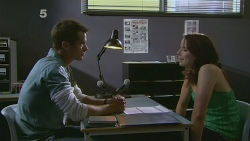 Mark Brennan, Kate Ramsay in Neighbours Episode 6109