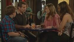 Callum Jones, Toadie Rebecchi, Sonya Mitchell, Jade Mitchell in Neighbours Episode 6109