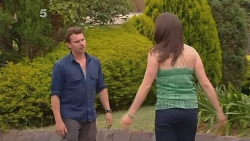 Lucas Fitzgerald, Kate Ramsay in Neighbours Episode 6109