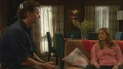Lucas Fitzgerald, Sonya Mitchell in Neighbours Episode 6109