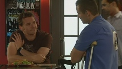 Lucas Fitzgerald, Toadie Rebecchi in Neighbours Episode 6110