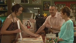 Kate Ramsay, Karl Kennedy, Susan Kennedy in Neighbours Episode 6110