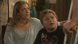 Sonya Mitchell, Callum Jones in Neighbours Episode 6111