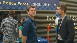 Lucas Fitzgerald, Mark Brennan in Neighbours Episode 6114