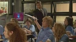 David Whitaker, Andrew Robinson, Natasha Williams in Neighbours Episode 6114