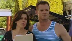 Rebecca Napier, Michael Williams in Neighbours Episode 6114