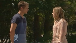 Mark Brennan, Sonya Mitchell in Neighbours Episode 6115