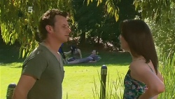 Lucas Fitzgerald, Kate Ramsay in Neighbours Episode 6115