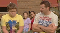 Callum Jones, Sonya Mitchell, Jade Mitchell, Toadie Rebecchi in Neighbours Episode 6116