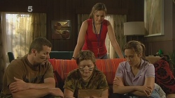 Toadie Rebecchi, Callum Jones, Jade Mitchell, Sonya Mitchell in Neighbours Episode 6116
