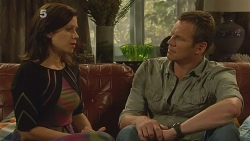 Rebecca Napier, Michael Williams in Neighbours Episode 6116