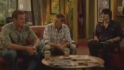 Michael Williams, Oliver Barnes, Declan Napier in Neighbours Episode 6117
