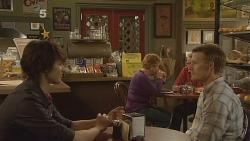 Declan Napier, Oliver Barnes in Neighbours Episode 6117