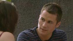 Kate Ramsay, Mark Brennan in Neighbours Episode 6117