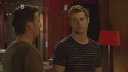 Lucas Fitzgerald, Mark Brennan in Neighbours Episode 6117