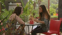 Kate Ramsay, Jade Mitchell in Neighbours Episode 6117