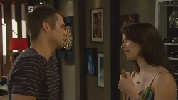 Mark Brennan, Kate Ramsay in Neighbours Episode 6117