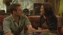 Michael Williams, Rebecca Napier in Neighbours Episode 6117
