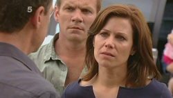 Paul Robinson, Michael Williams, Rebecca Napier in Neighbours Episode 6117