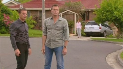 Paul Robinson, Michael Williams, Susan Kennedy in Neighbours Episode 6117