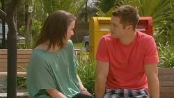 Kate Ramsay, Mark Brennan in Neighbours Episode 6118