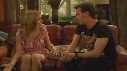 Natasha Williams, Lucas Fitzgerald in Neighbours Episode 6118