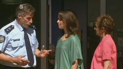 Superintendent Phil Rochford, Kate Ramsay, Susan Kennedy in Neighbours Episode 6119