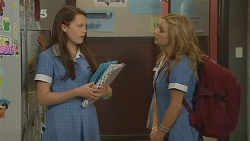 Sophie Ramsay, Natasha Williams in Neighbours Episode 6119